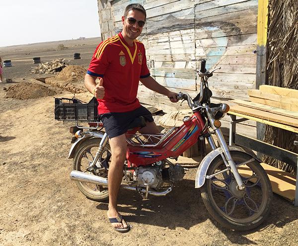 moto africana