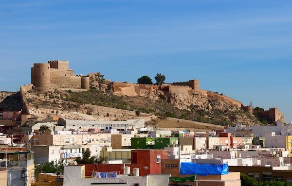 Alcazaba Almería