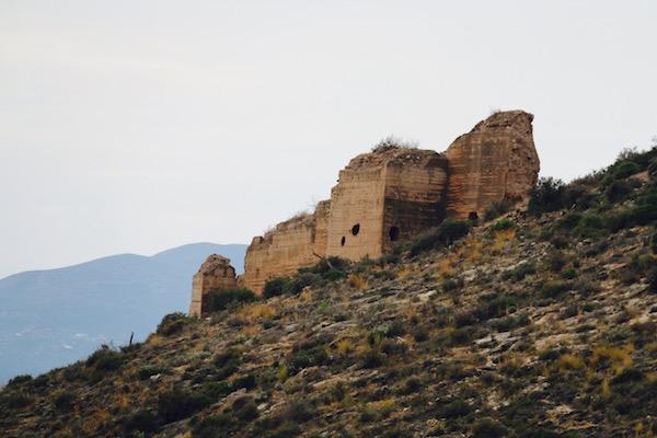 Alcazaba Villavieja