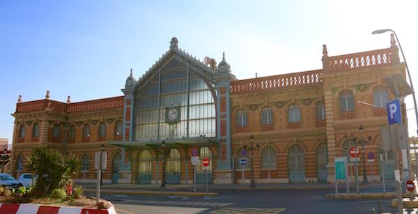 Estación Trenes