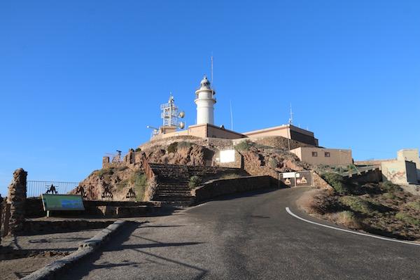 Faro Cabo Gata
