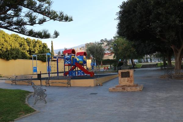 Parque Felix Rodriguez Fuente