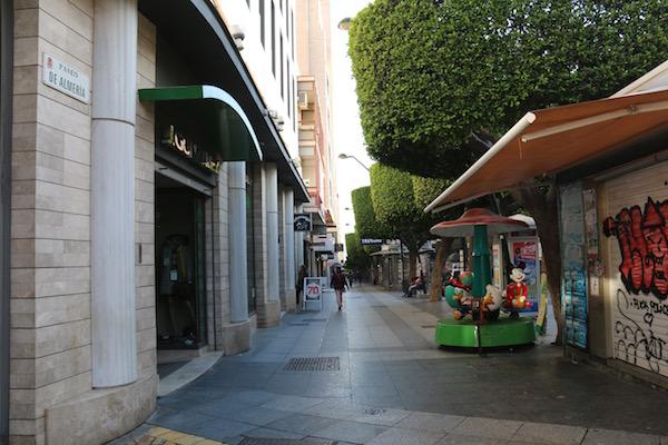 Paseo Almería