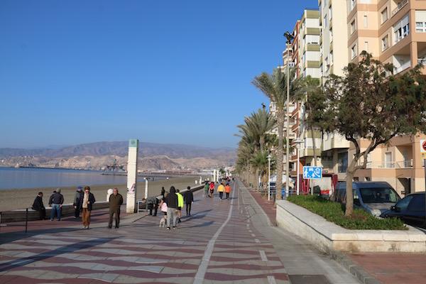 Paseo Almeria