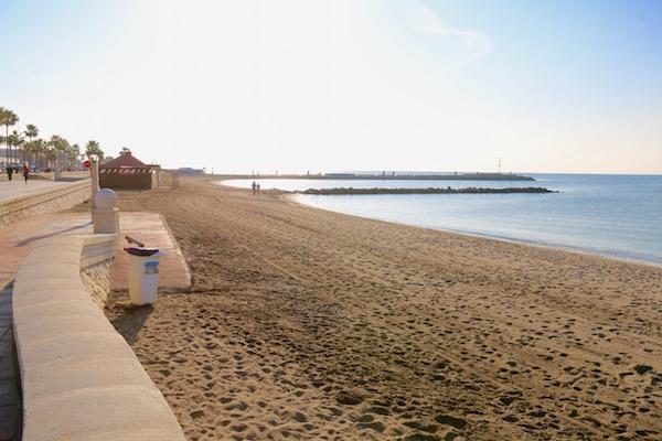 Playa Nueva Almería