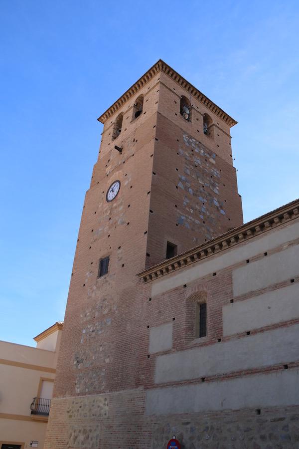 Torre Iglesia Encarnación
