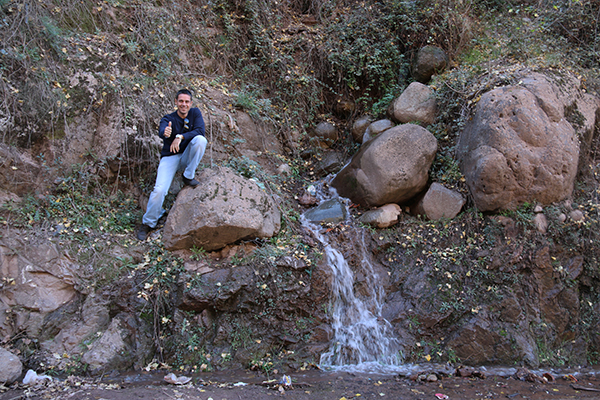 Valle Ourika,