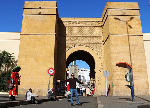entrada Medina Casablanca.