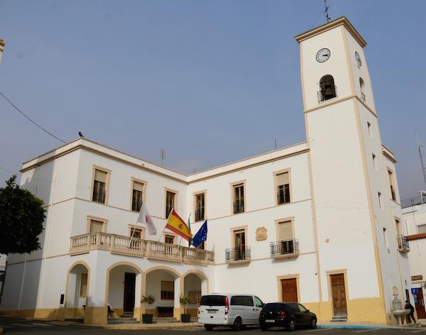 Ayuntamiento Dalías