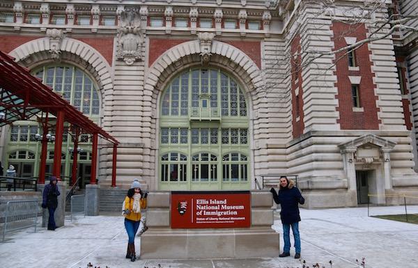 Andorreando Ellis Island