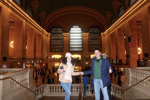 Andorreando Grand Central Terminal