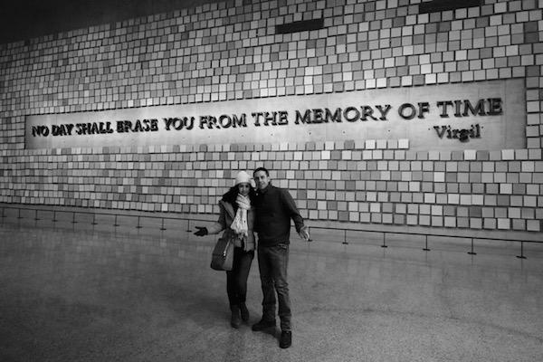 Andorreando Museo 9'11.