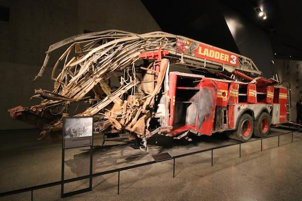 Andorreando Museo 9'11