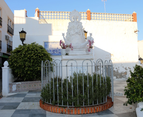 Plaza Virgen Rocío