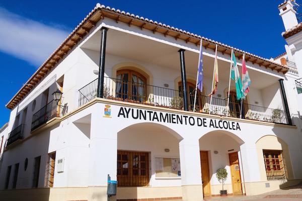 Ayuntamiento Alcolea