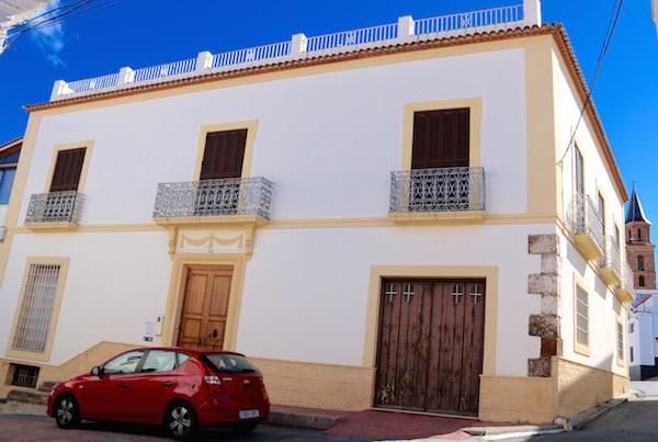 Casa Calle Huerta