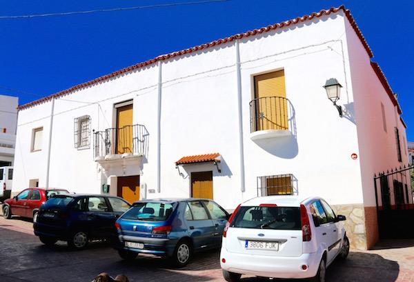 Casa Capitán Juan Godoy
