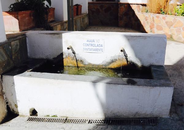 Fuente Lavadero