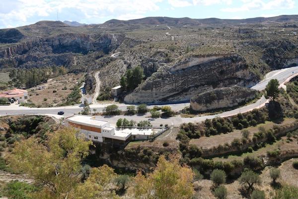Vistas Mirador Castillo