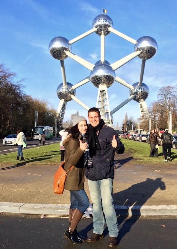 Átomo Bélgica-Andorreando por el Mundo