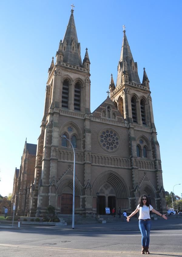 Catedral Anglicana San Pedro-Andorreando por el Mundo