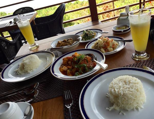 Comida Birmana-Andorreando por el Mundo