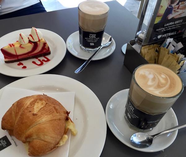 Desayuno Perth-Andorreando por el Mundo