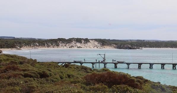 Embarcadero Vivone Bay-Andorreando por el Mundo
