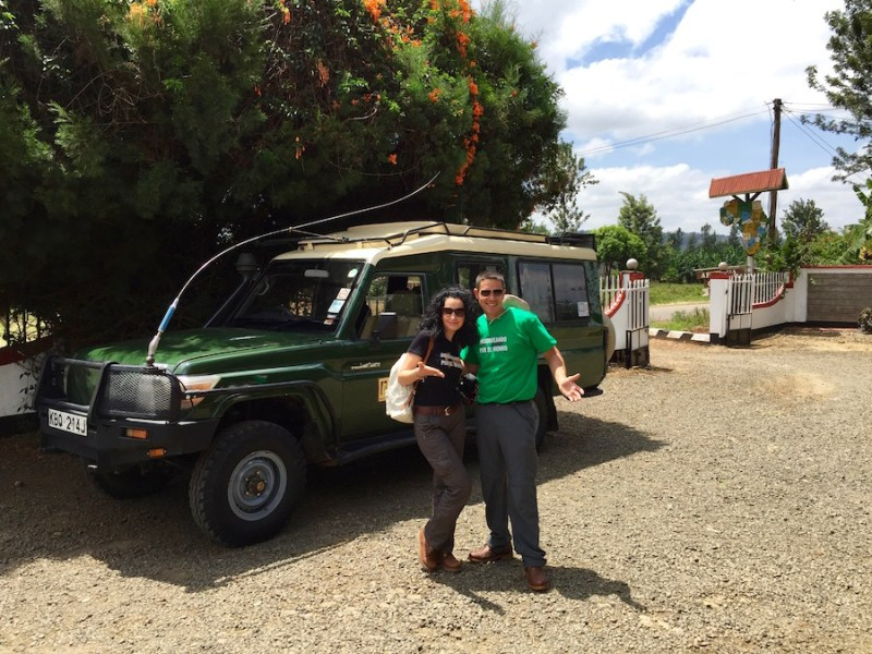 Jeep 4X4 Safari Kenya-Andorreando por el Mundo