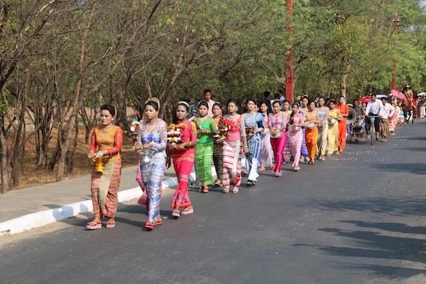 Procesión Bagan-Andorreando por el Mundo