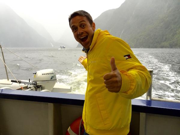 Crucero Fiordo Milford Sound-Andorreando por el Mundo.