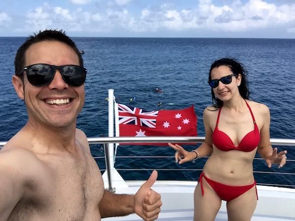 Crucero Gran Barrera Coral-Andorreando por el Mundo