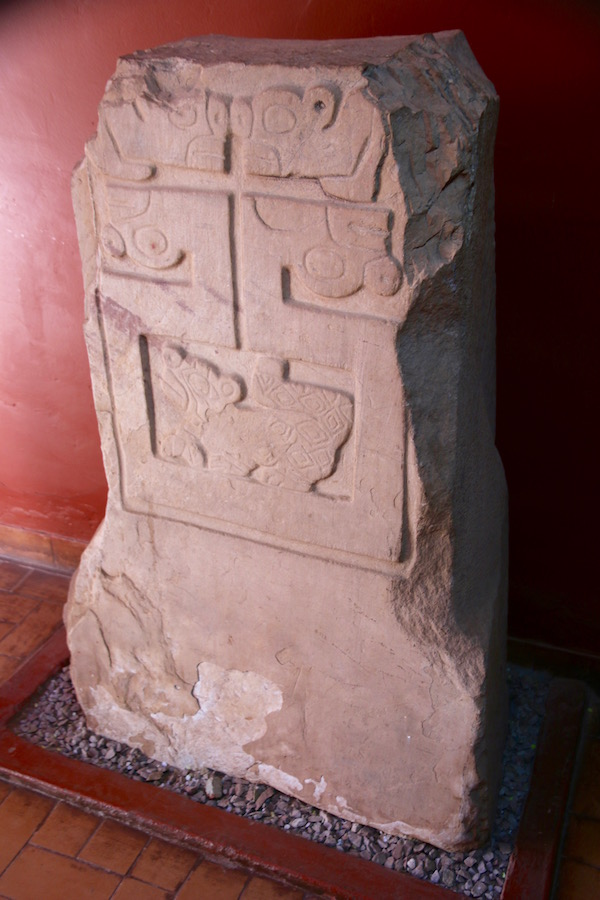 Escultura Museo Litico Pukara