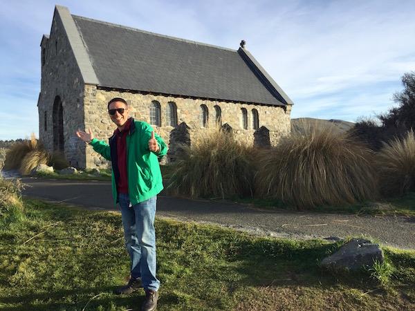 Iglesia Good Shepherd-Andorreando por el Mundo