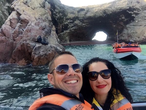 Islas Ballestas-Andorreando por el Mundo.