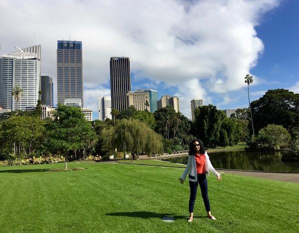 Jardines Botánicos Reales-Andorreando por el Mundo
