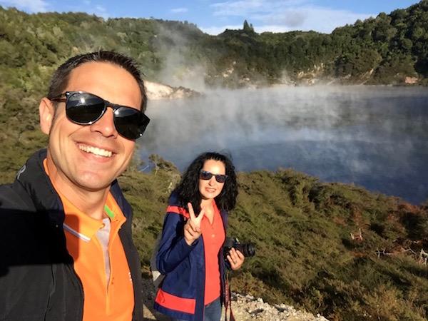 Lago Frying Pan-Andorreando por el Mundo