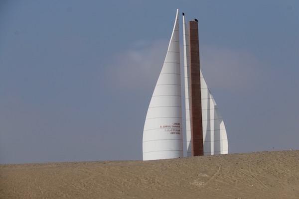 Monumento General San Martín- Andorreando por el Mundo