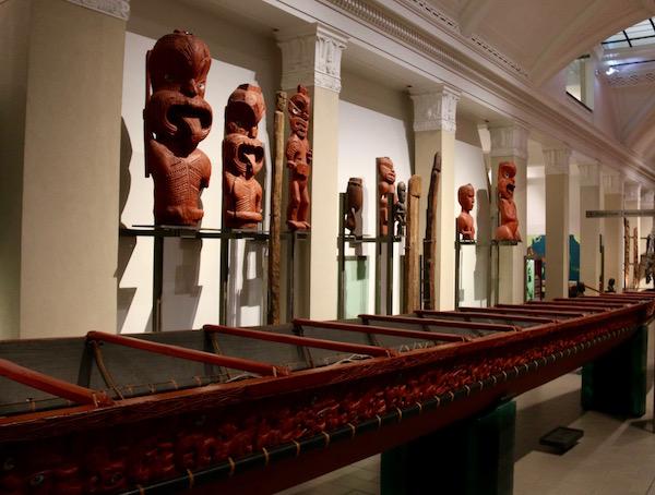 Museo Auckland-Andorreando por el Mundo