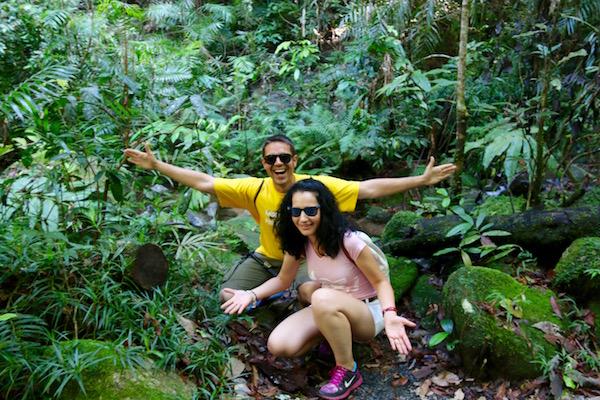 Parque Nacional Mamu Canopy Walkwaw-Andorreando por el Mundo