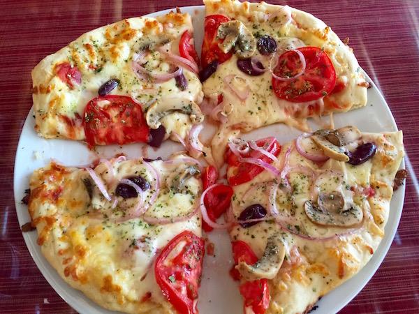 Pizza-Andorreando por el Mundo