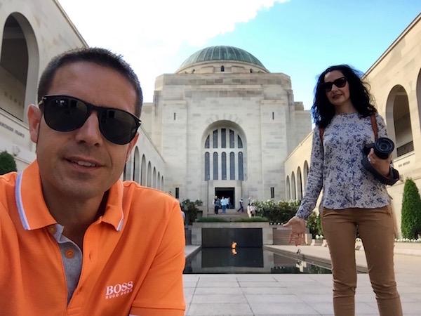 War Memorial Canberra-Andorreando por el Mundo