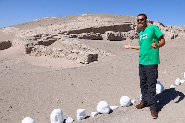 Zona Arqueológica Cahuachi-Andorreando por el Mundo,