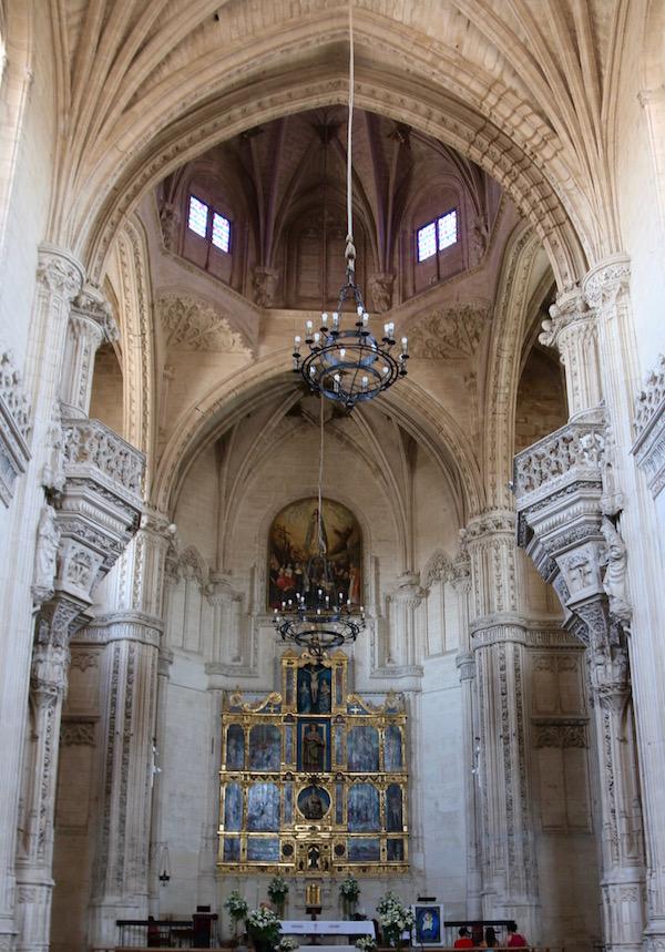 Capilla Mayor Iglesia