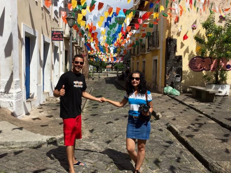 Casco Historico San Luís