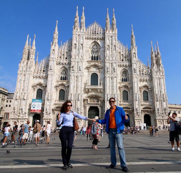 Catedral Duomo Milán