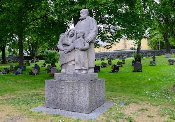 Cementerio Alesund