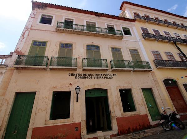 Centro Cultural Popular Domingos Vieira Filho