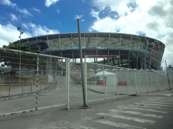 Estadio Itaipava Arena Fonte Nova