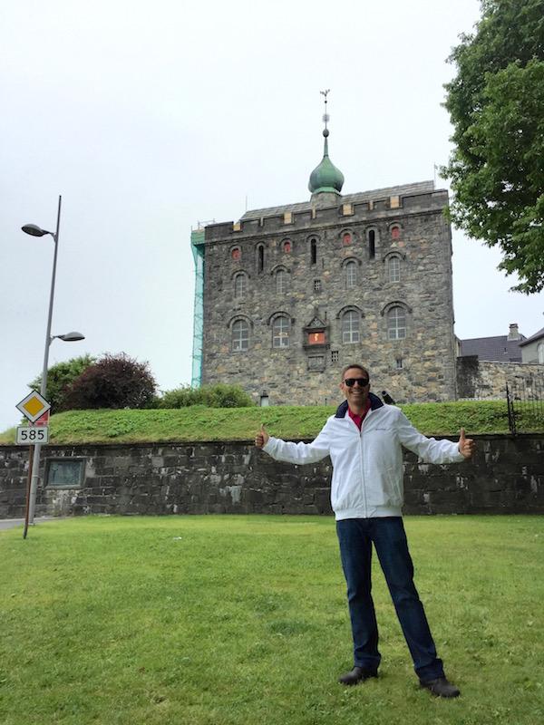 Fortaleza De Bergenhus
